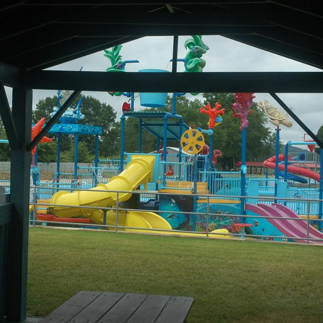 Pavilion 9 View