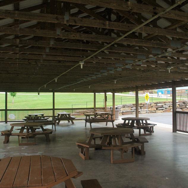 Pavilion 4 Inside