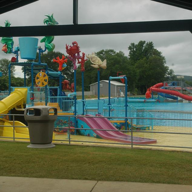 Pavilion 8 View
