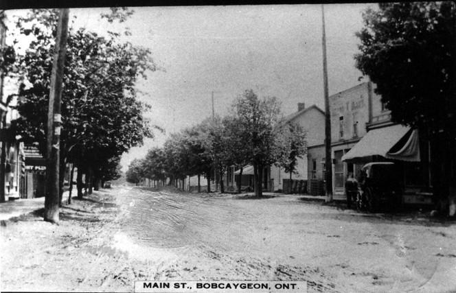 Bobcaygeon Main Street
