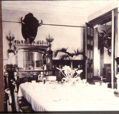 WTC Boyd's dining room