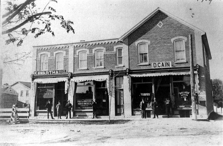 D. Cain Store 1904
