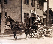 Moore's Waggon Shop with AE Bottom delivery wagon.jpg