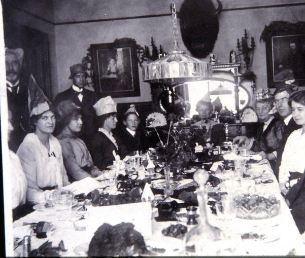 WTC Boyd dinner party