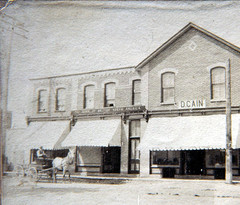 Bank of BNA, Cain Store