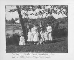 WTC Boyd's children
