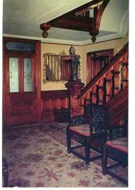 Boyd House Interior