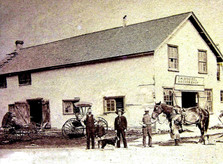 Moores Waggon Shop