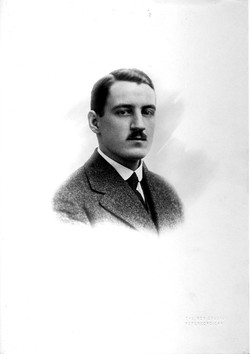 Eric Mossom Boyd