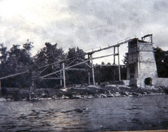 Lime kiln  and Steamer Beaubocage