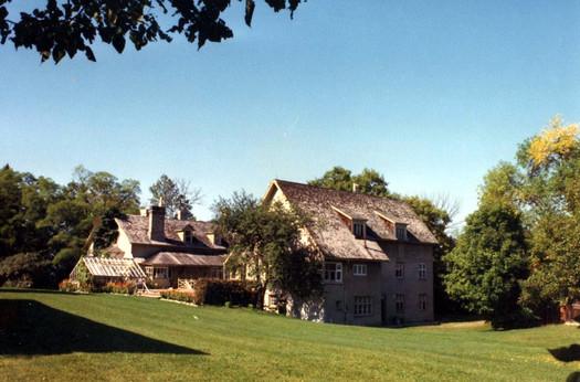 Boyd House rear