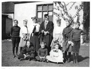 Boyd School Class