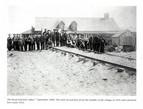 Boyd Saw Mill Sept 1888