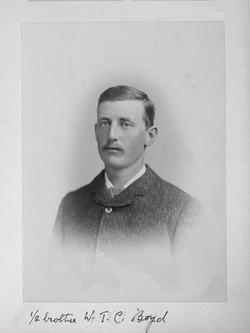 William Thorton Cust (WTC) Boyd