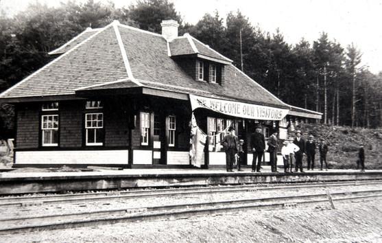 Bocaygeon Railway Station