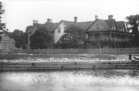 Boyd House 1880s