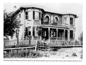 Bottum house built 1901