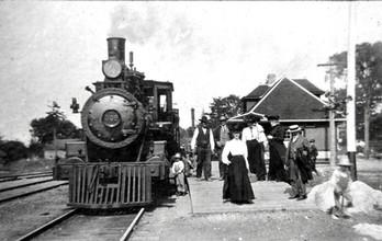 Bobcaygeon station HVO