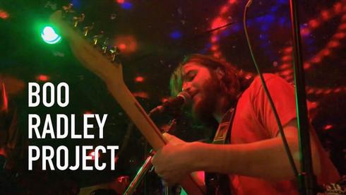 The Boo Radley Project - Dante Hall (Live @ Gus' Pub)