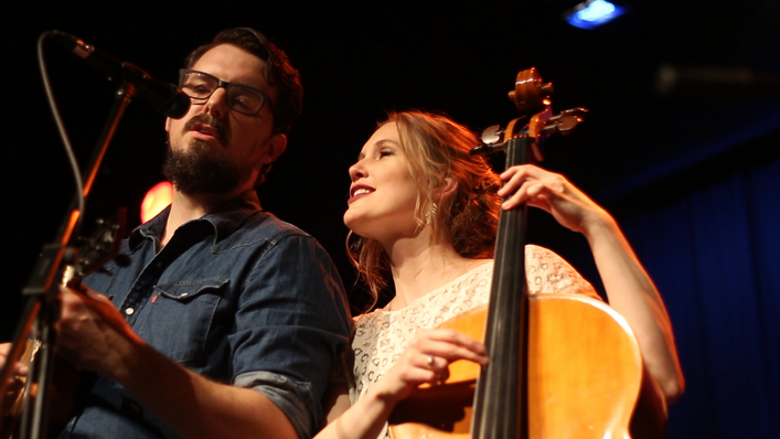 James Hill and Anne Jannelle EPK 2018