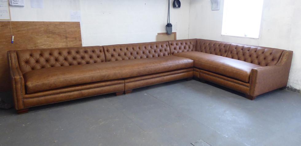 The Bowland Corner Sofa (5) swipe/use arrows to change image