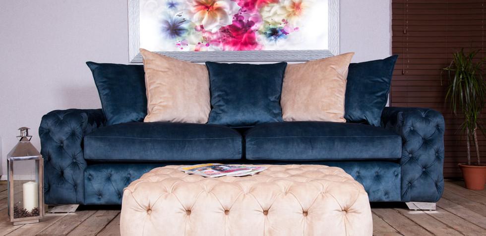The Mercury Sofa swipe/use arrows to change image