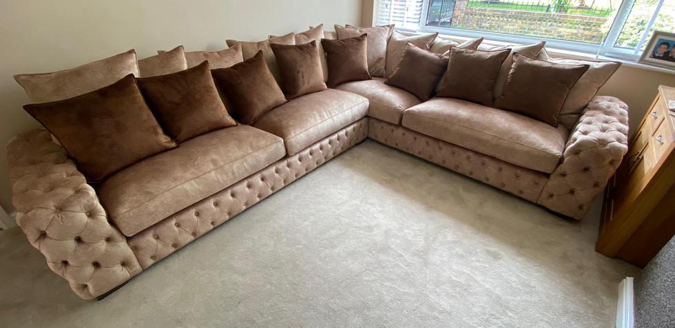 Mercury Corner Sofa