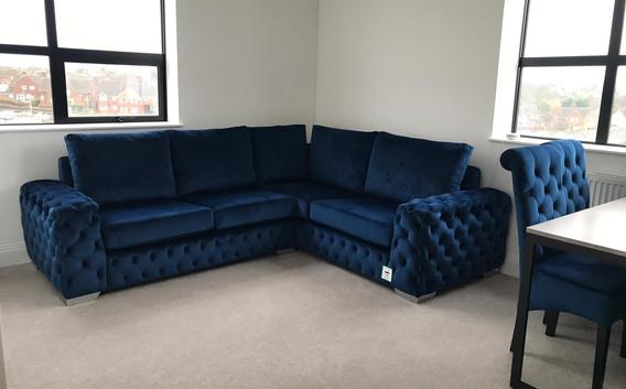 Mercury Corner Sofa (59) swipe/use arrows to change image