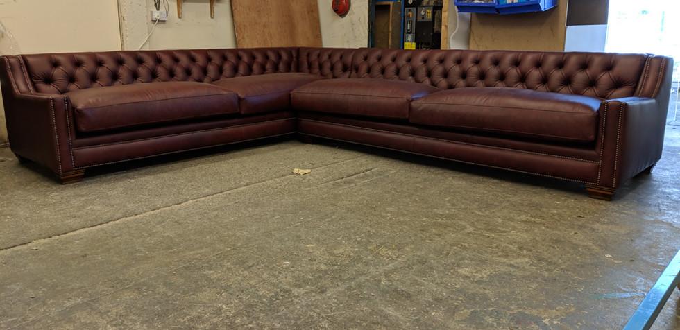 The Bowland Corner Sofa (4) swipe/use arrows to change image