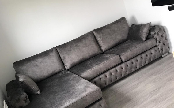 Mercury Corner Sofa swipe/use arrows to change image