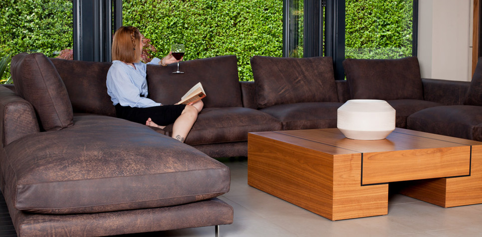 The Milan Corner Sofa -  swipe/use arrows to change image