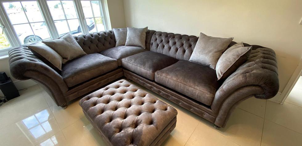 Nelson Corner Sofa