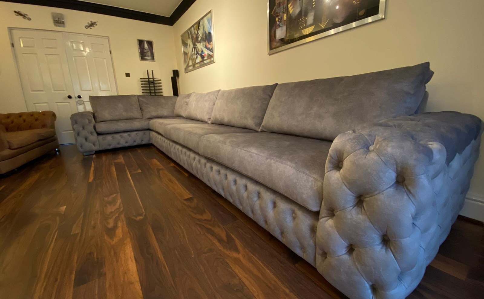 Mercury Corner Sofa