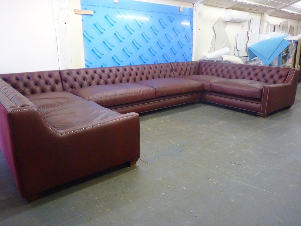 The Bowland Corner Sofa (7) swipe/use arrows to change image