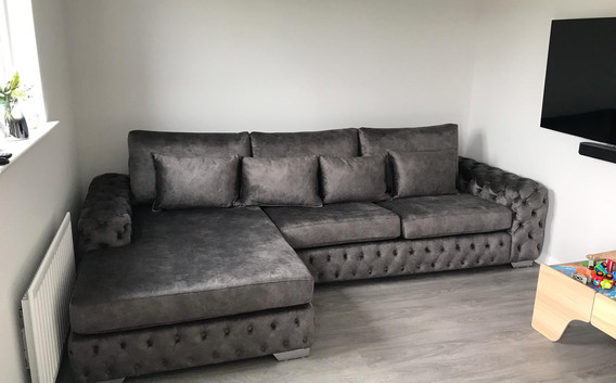 Mercury Corner Sofa (6) swipe/use arrows to change image