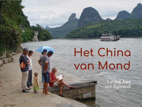 LEZING: Het China van MOND