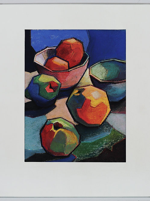 Untitled (Still Life with Apples)