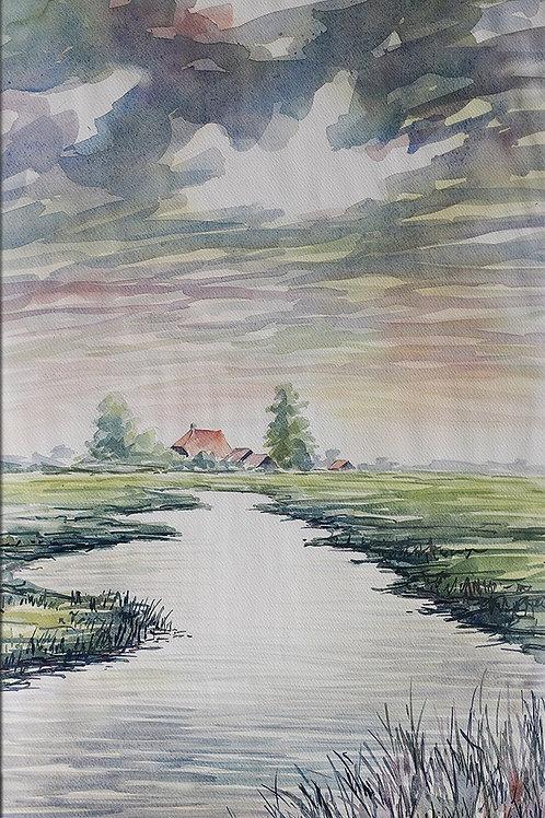 Parrega, Province of Friesland, The Netherlands