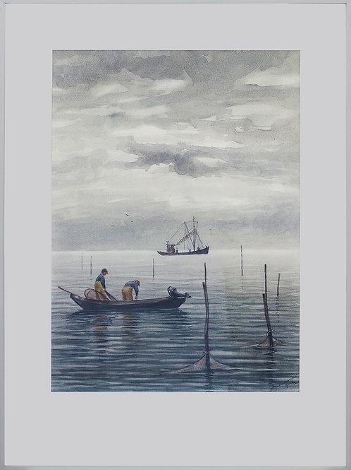 IJsselmeer Fishermen