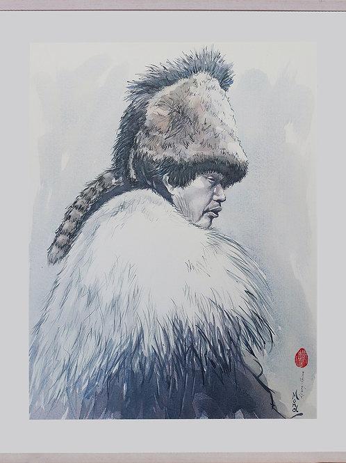Lijiang, China (Man with bear cap)