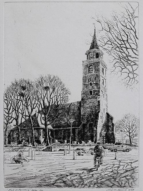 Kerk te Rijnsburg