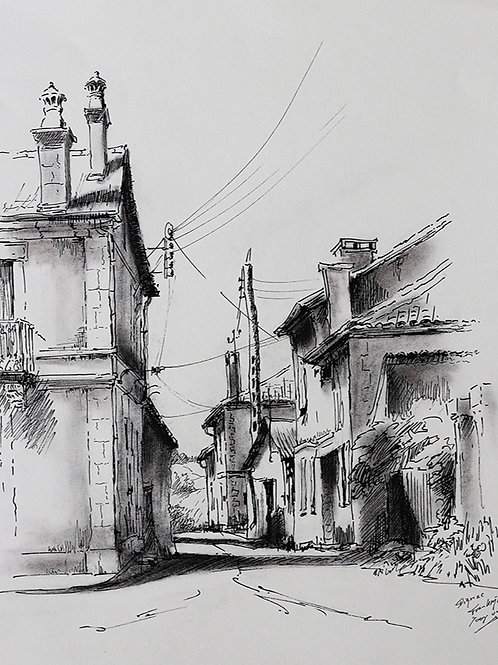 Dignac, France