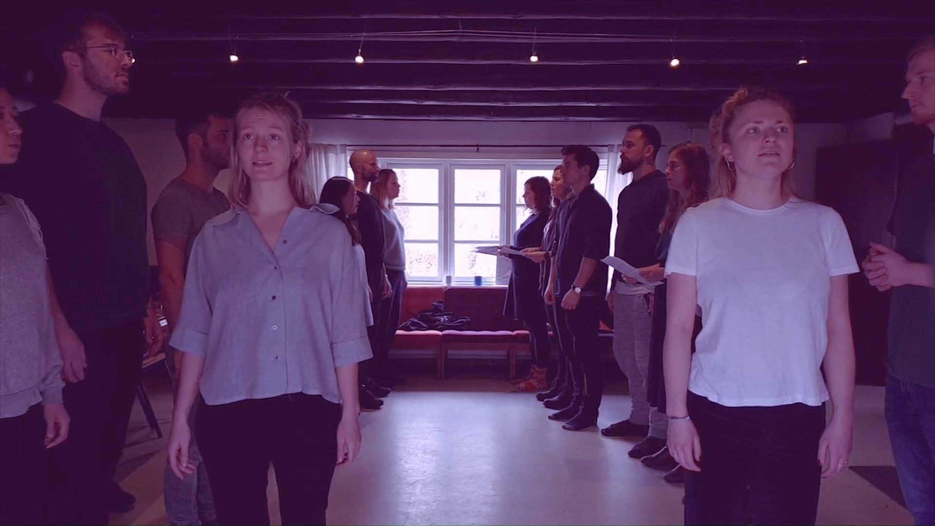 Skivum Krat (Rehearsal Edition) - Røst