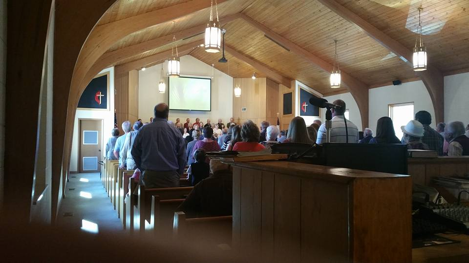 Sanctuary at Middlesettlements UMC