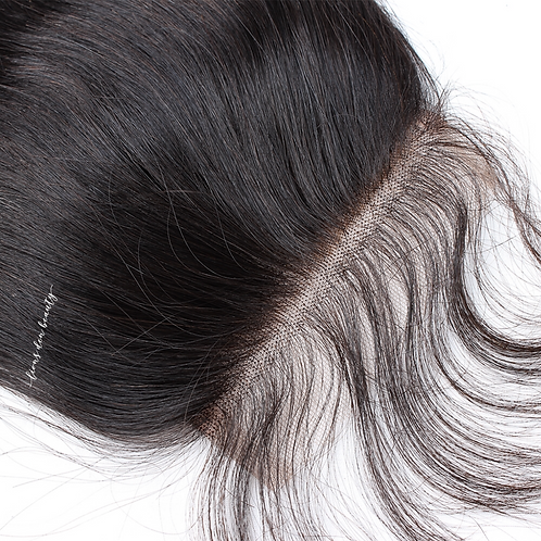 Virgin Free Part Lace Hair Closure