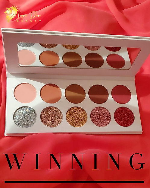 Winning Eye Shadow Palette