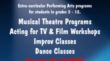 Register Now for In-Person Classes!