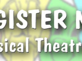 Musical Theatre Classes Beginning Soon!
