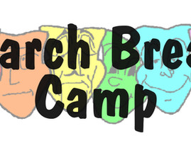 March Break Camp: Register Now!