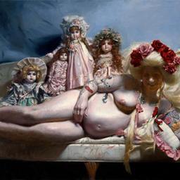 Pregnancy Doll